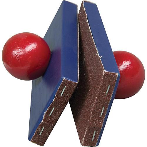 Rhythm Band SE753 Sand Blocks with Large Knobs thumbnail