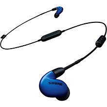Shure SE846 Sound Isolating Earphones with Universal 3.5 mm audio cable and Bluetooth 4.1 communication cable