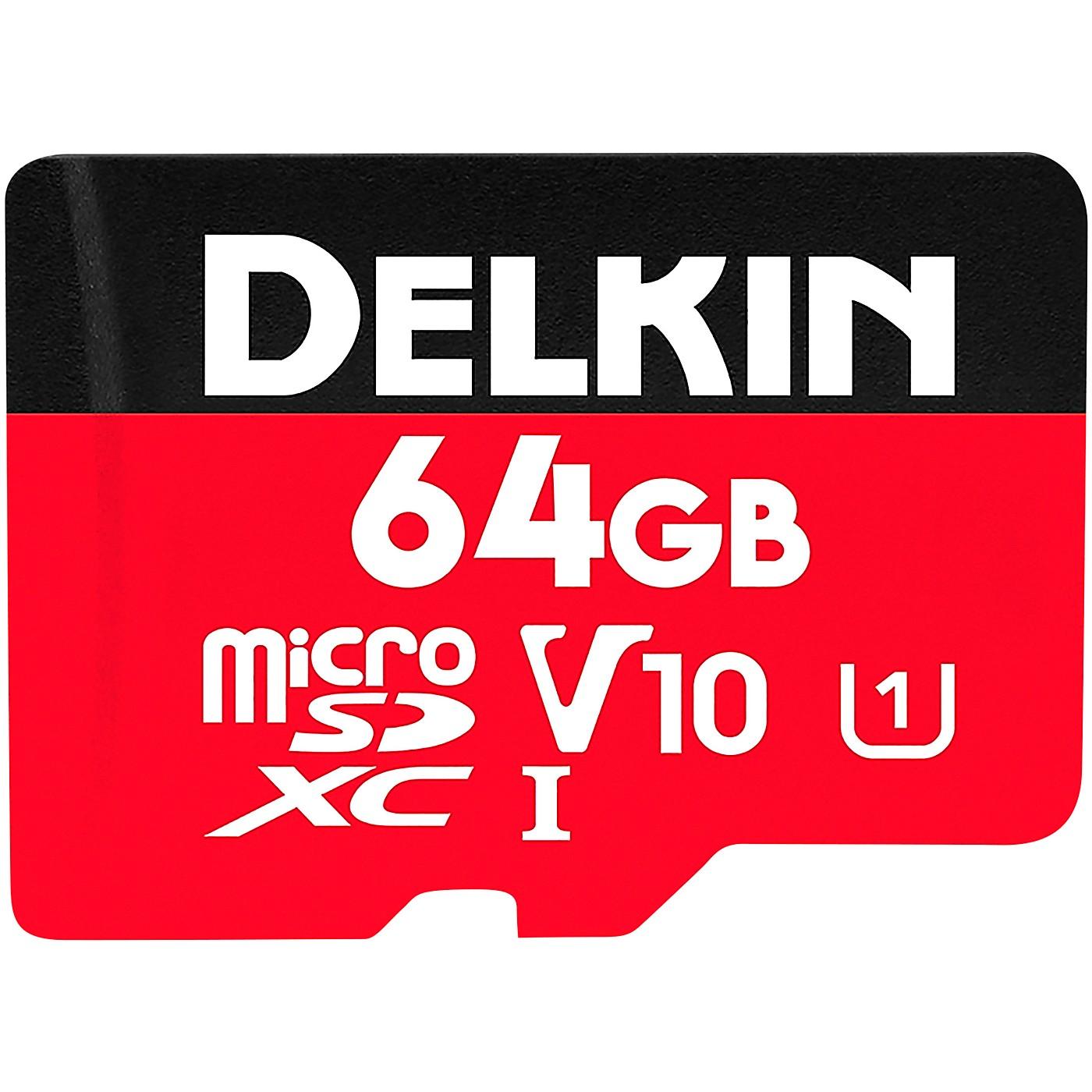 Delkin SELECT MicroSDHC Memory Card thumbnail
