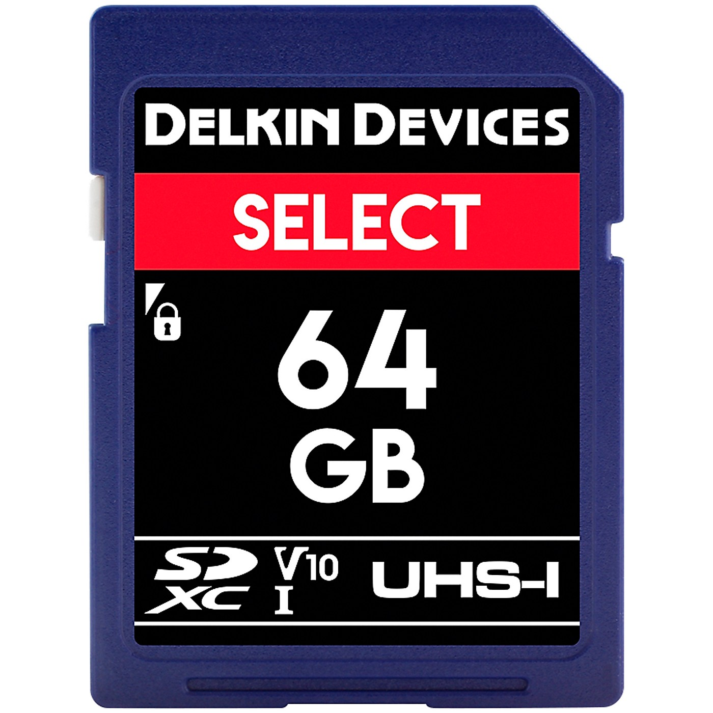 Delkin SELECT SDHC Memory Card thumbnail