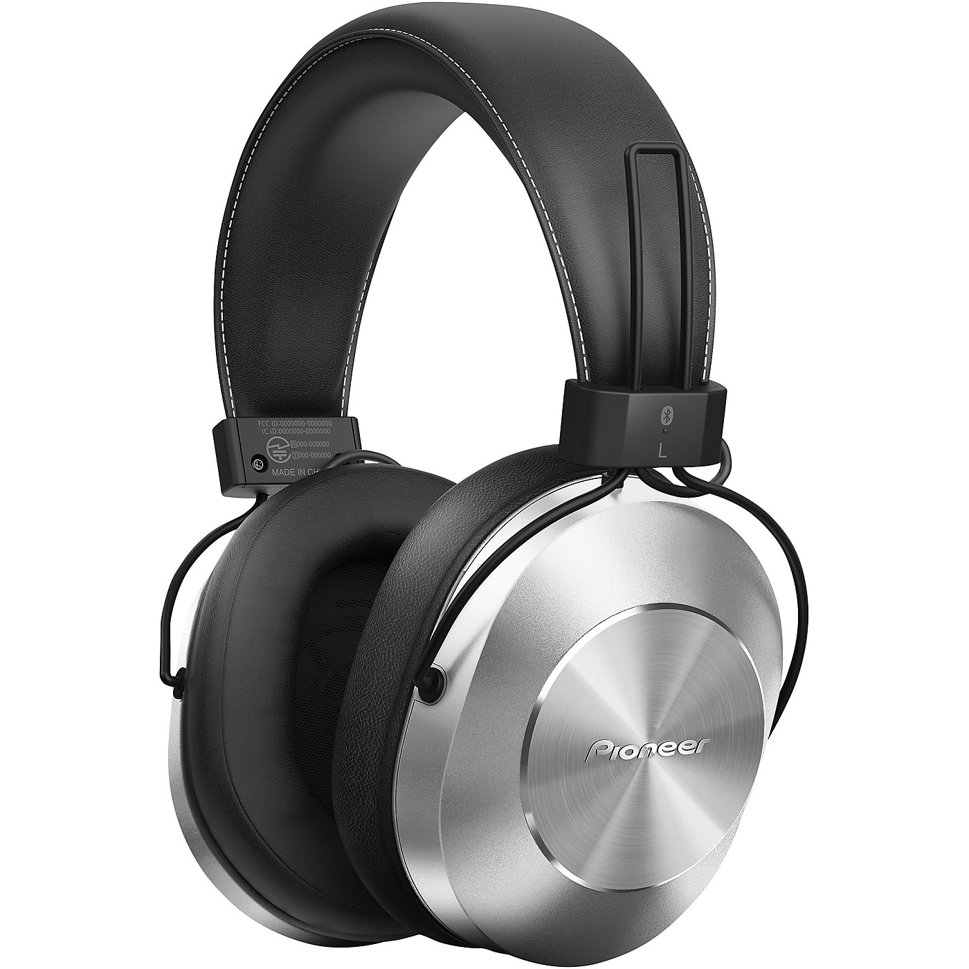 Pioneer SEMS7BTS Wireless/Wired Stereo Headphones thumbnail