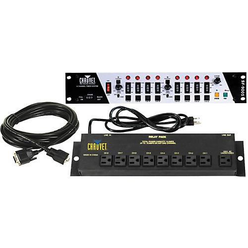 CHAUVET DJ SF-9005 Timer Controller thumbnail