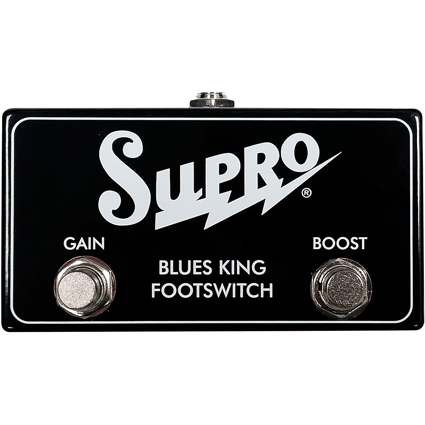 Supro SF4 Footswitch for Blues King 12 Combo Amp thumbnail