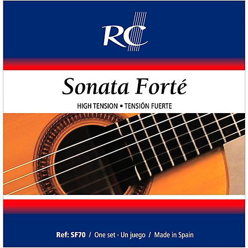 RC Strings SF70 Sonata Forte High Tension Nylon Guitar Strings thumbnail
