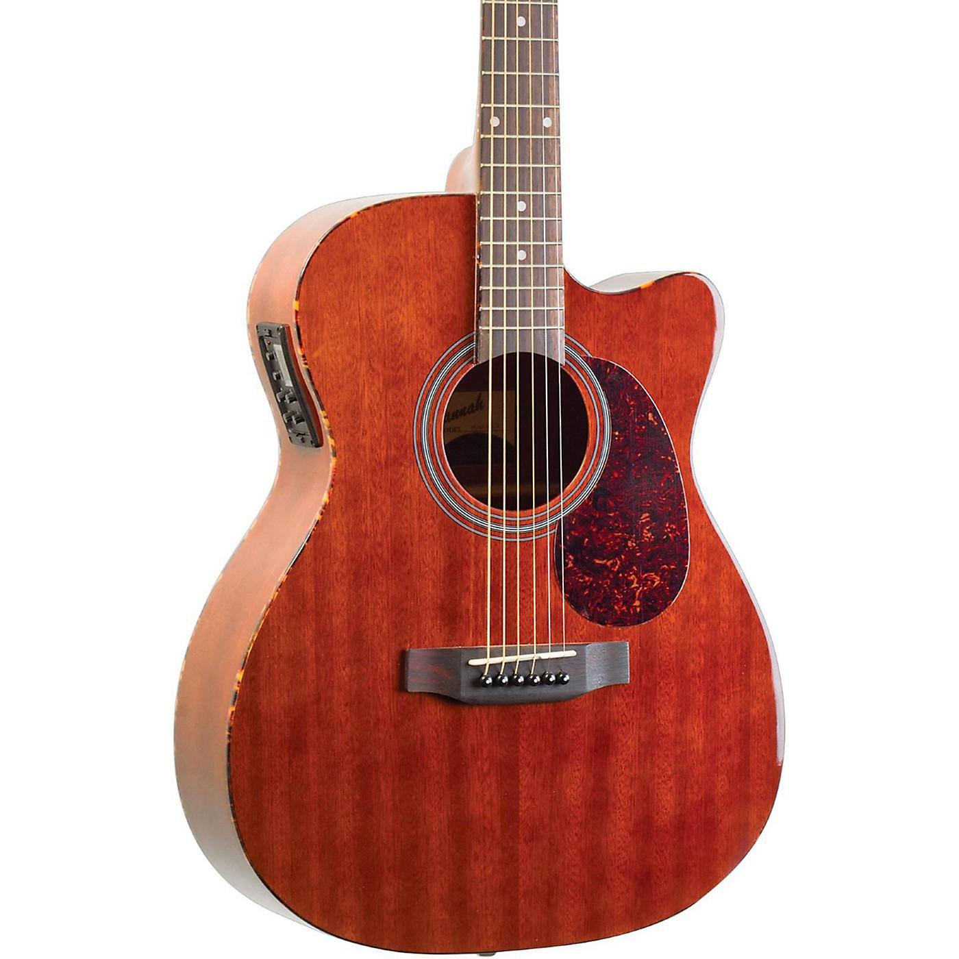 Savannah SGO-16CE OOO Acoustic-Electric Guitar thumbnail