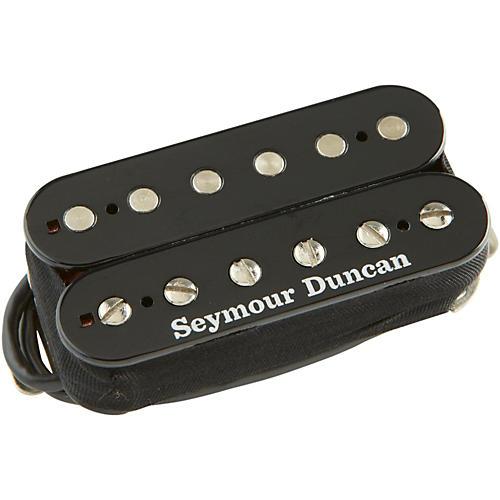 Seymour Duncan SH-6b Duncan Distortion Trembucker Electric Guitar Bridge Pickup Black thumbnail