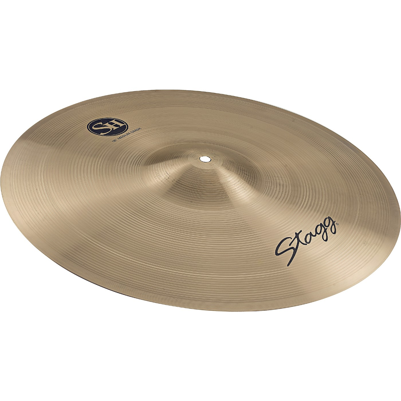 Stagg SH Regular Medium Crash Cymbal thumbnail