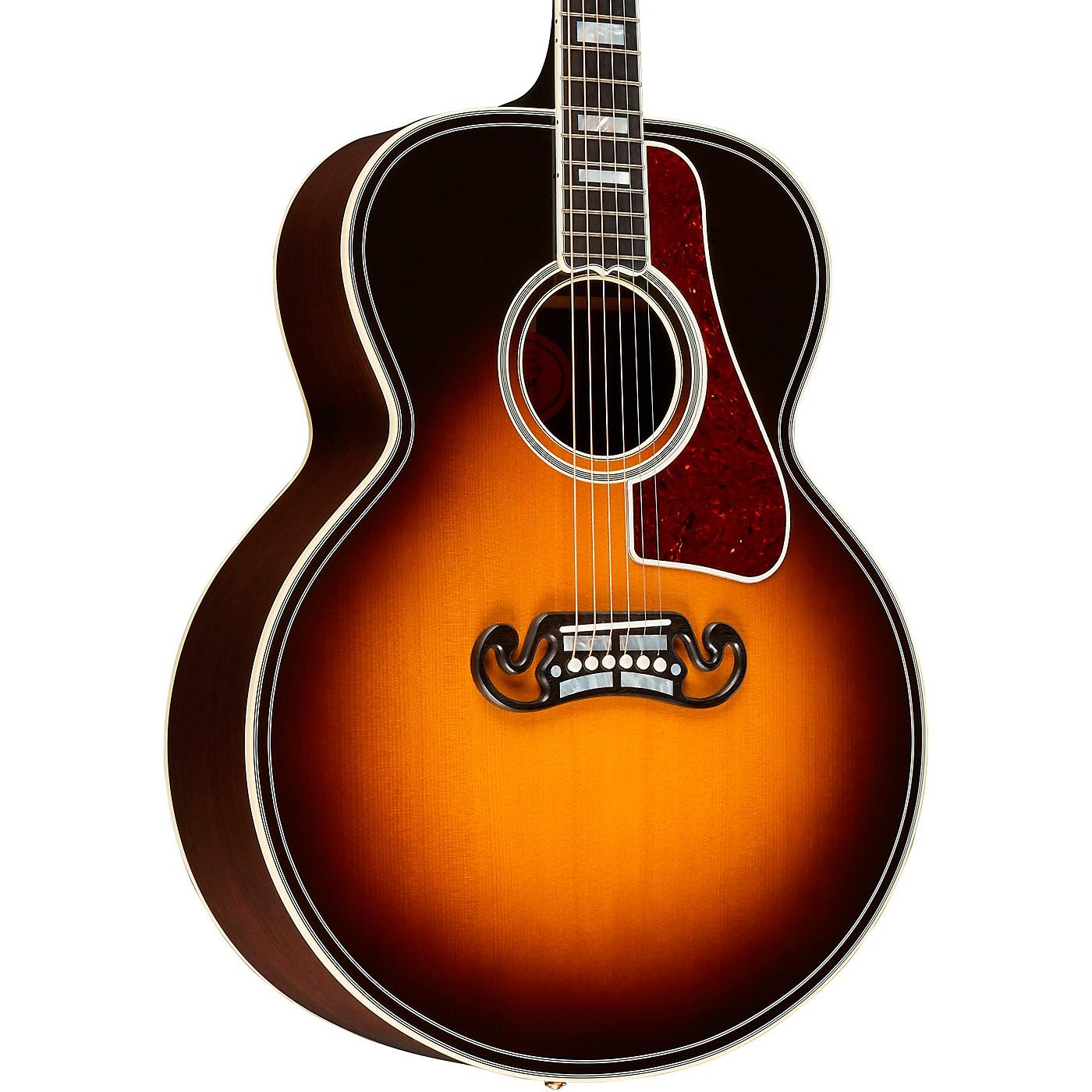 Gibson SJ-200 Western Classic Acoustic Guitar Vintage Sunburst thumbnail