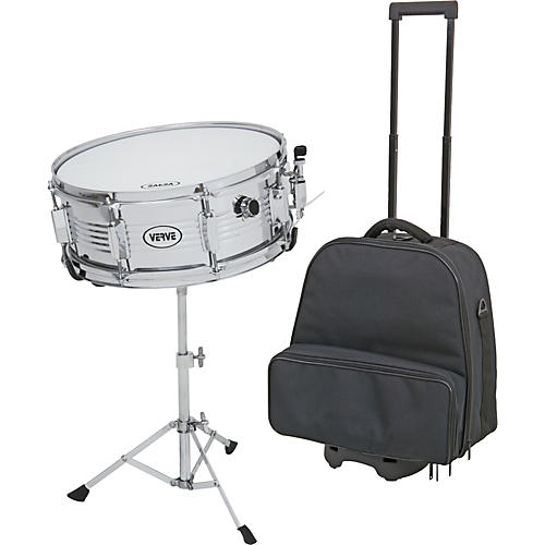 Verve SK1000R Snare Drum Kit with Rolling Cart thumbnail