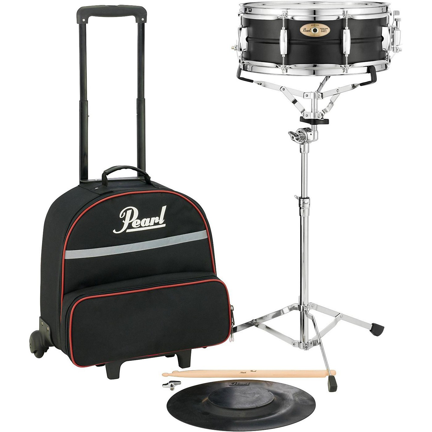 Pearl SK910C Educational Snare Kit with Rolling Cart thumbnail