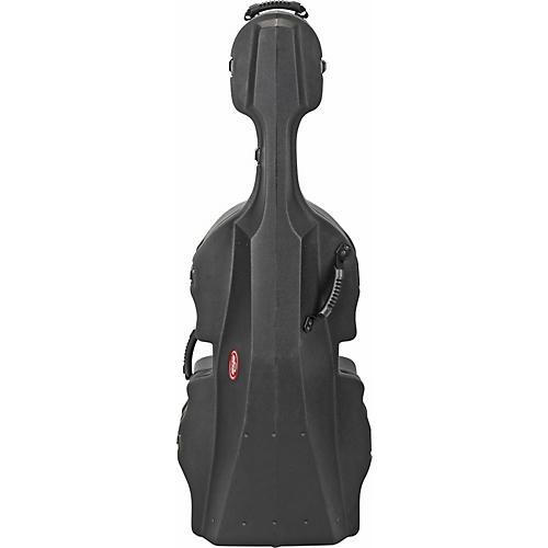 SKB SKB-544 4/4 Cello Case with Wheels-thumbnail