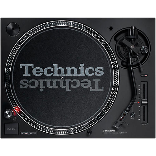 Technics SL-1200MK7 Direct-Drive Professional DJ Turntable thumbnail