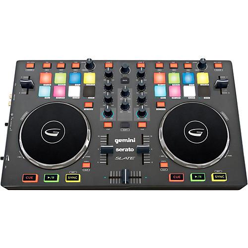 Gemini SLATE DJ Controller thumbnail
