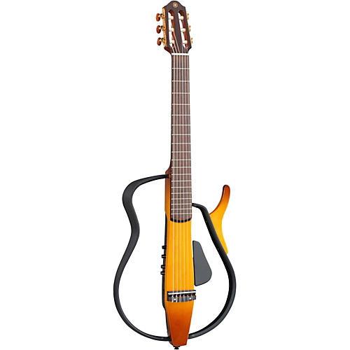 Yamaha SLG110N Nylon String Silent Guitar thumbnail