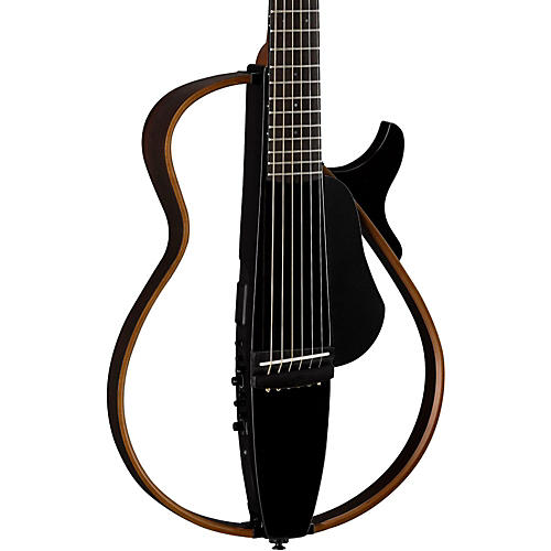 Yamaha SLG200S Steel String Silent Acoustic-Electric Guitar thumbnail