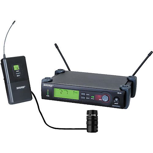 Shure SLX Wireless Instrument System with Beta 98H Horn Microphone-thumbnail