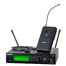Shure SLX14/84 Lav Wireless System