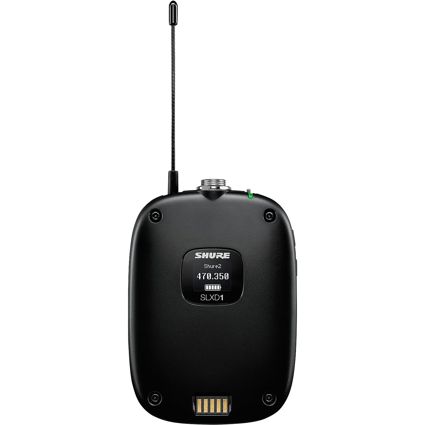 Shure SLXD1 Bodypack Wireless Transmitter thumbnail
