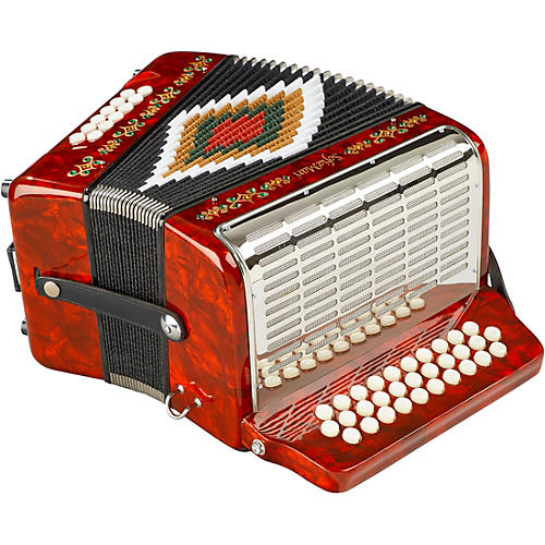 SofiaMari SM-3112 31-Button 12 Bass Accordion GCF thumbnail