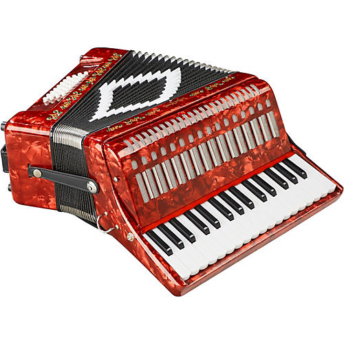 SofiaMari SM-3232 32 Piano 32 Bass Accordion thumbnail