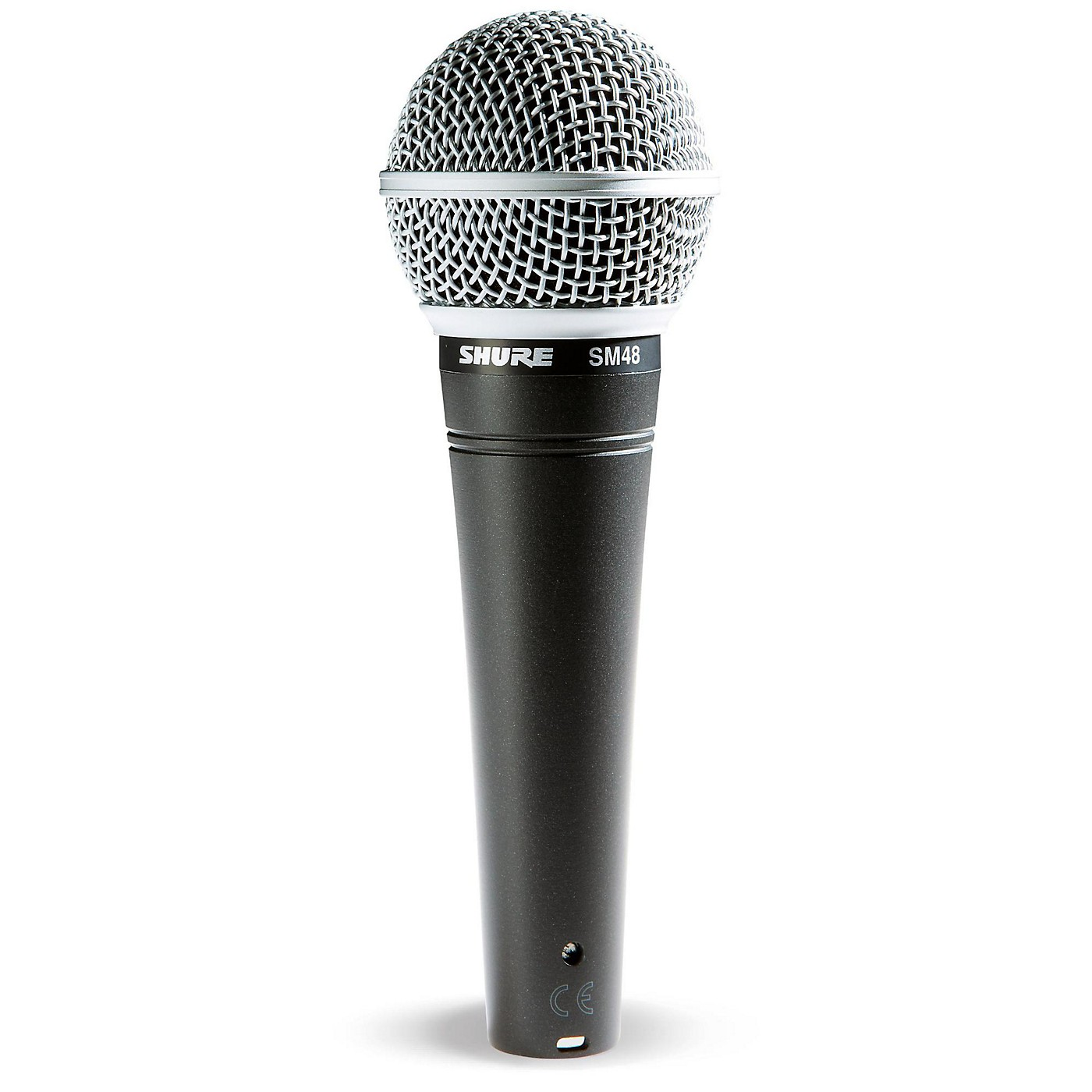 Shure SM48 Cardioid Dynamic Vocal Microphone thumbnail