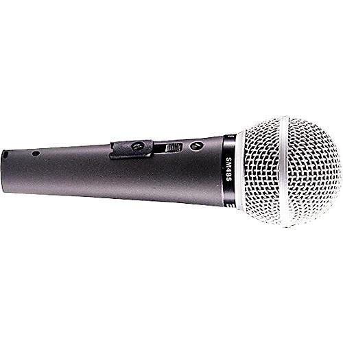 Shure SM48S-LC Microphone-thumbnail