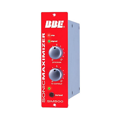 BBE SM500 500 Series Single-Channel Sonic Maximizer thumbnail