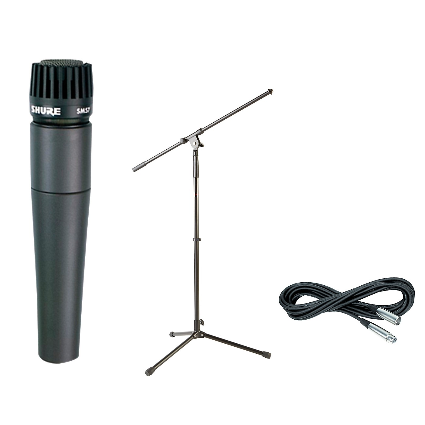 Shure SM57, Stand & Cable Package thumbnail
