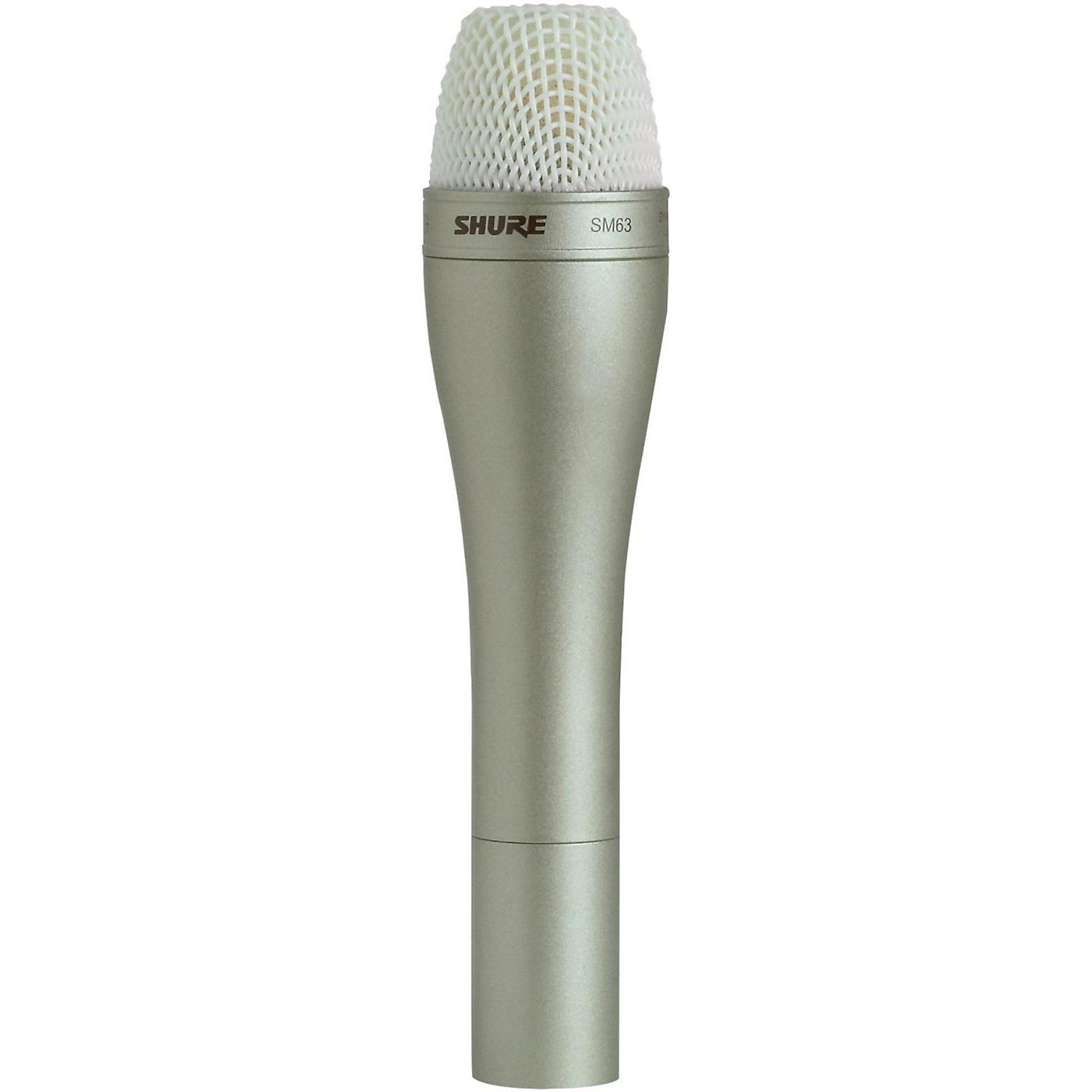 Shure SM63 Handheld Dynamic Omnidirectional Microphone thumbnail