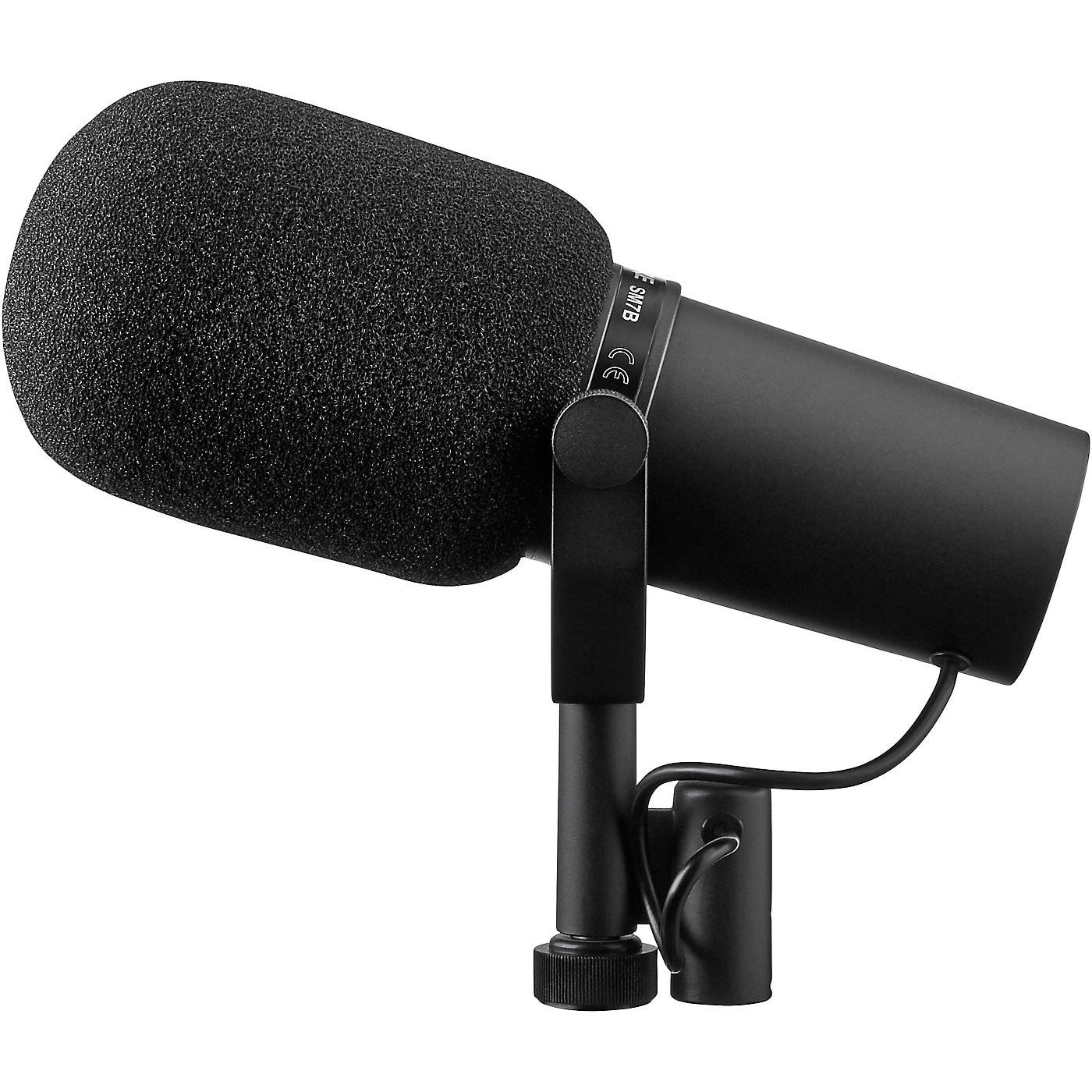 Shure SM7B Cardioid Dynamic Microphone thumbnail