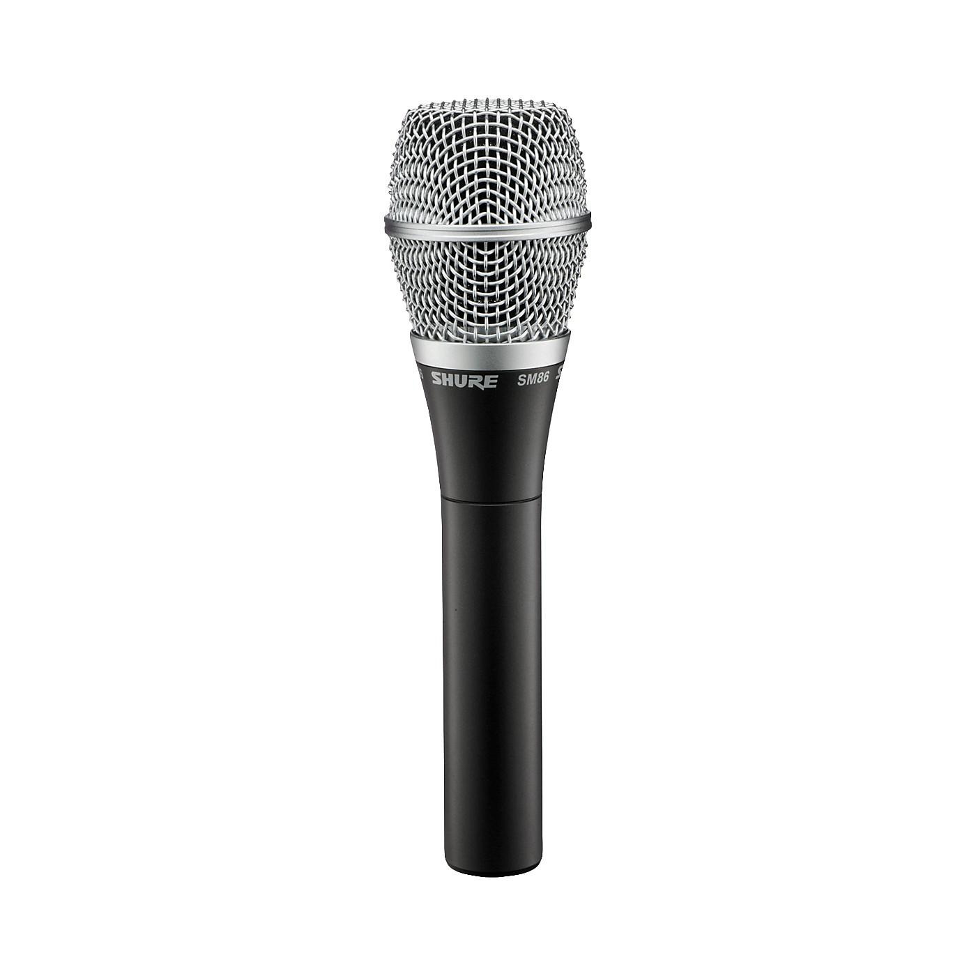 Shure SM86 Cardioid Condenser Vocal Mic thumbnail