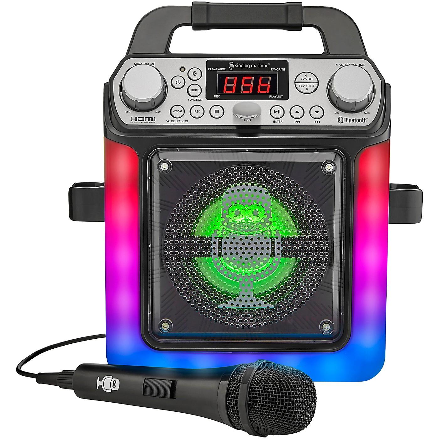The Singing Machine SML652BK HDMI Groove Mini thumbnail
