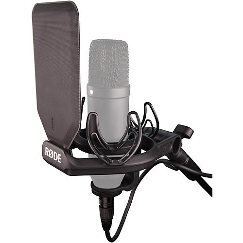 Rode Microphones SMR Premium Shock Mount with Rycote Onboard thumbnail