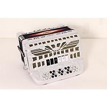 SofiaMari SMTT-3412, Two Tone Accordion