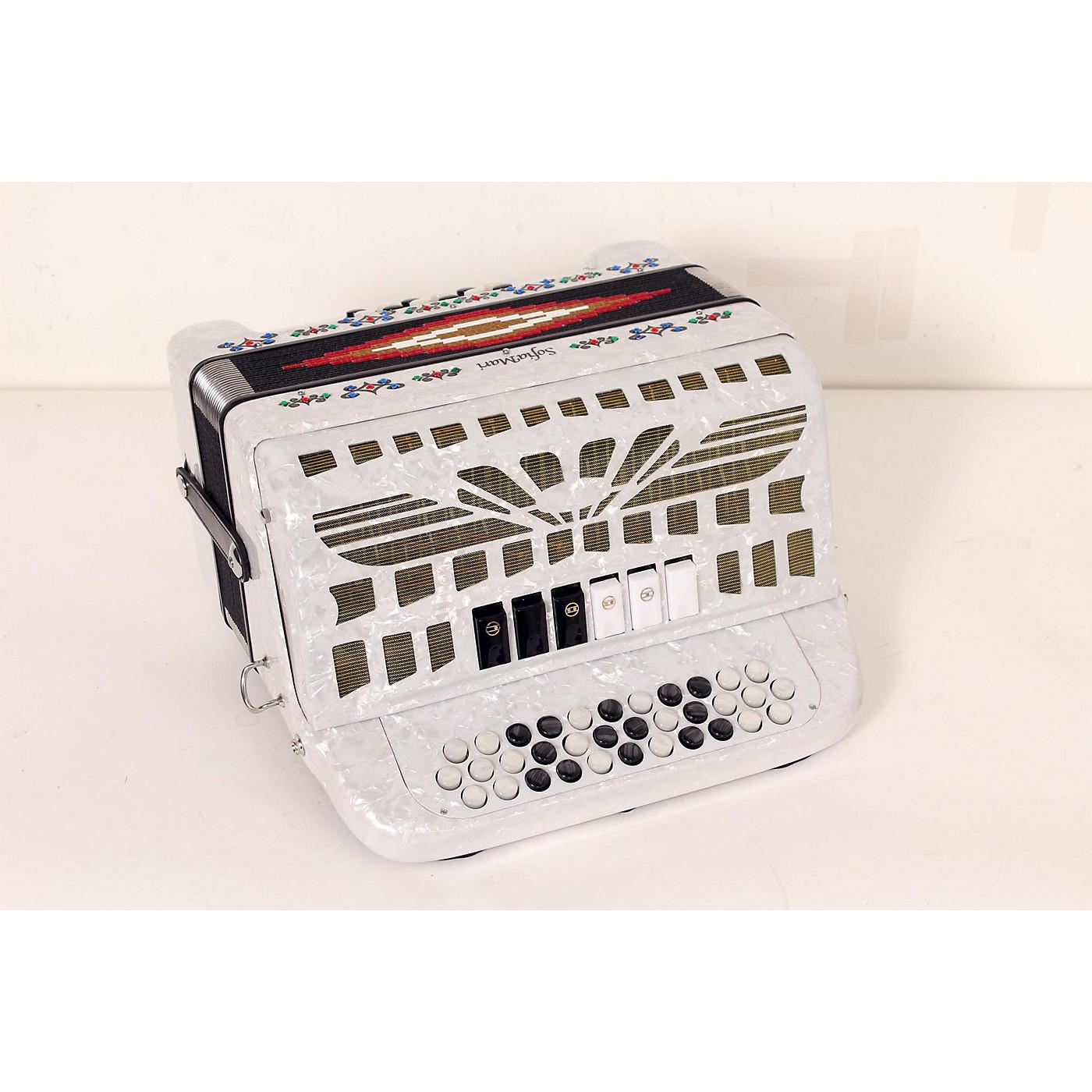 Sofiamari SMTT-3412, Two Tone Accordion thumbnail