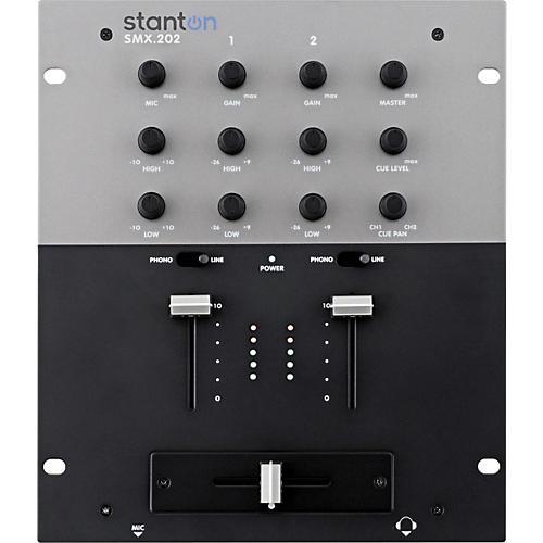 Stanton SMX.202 DJ Mixer thumbnail