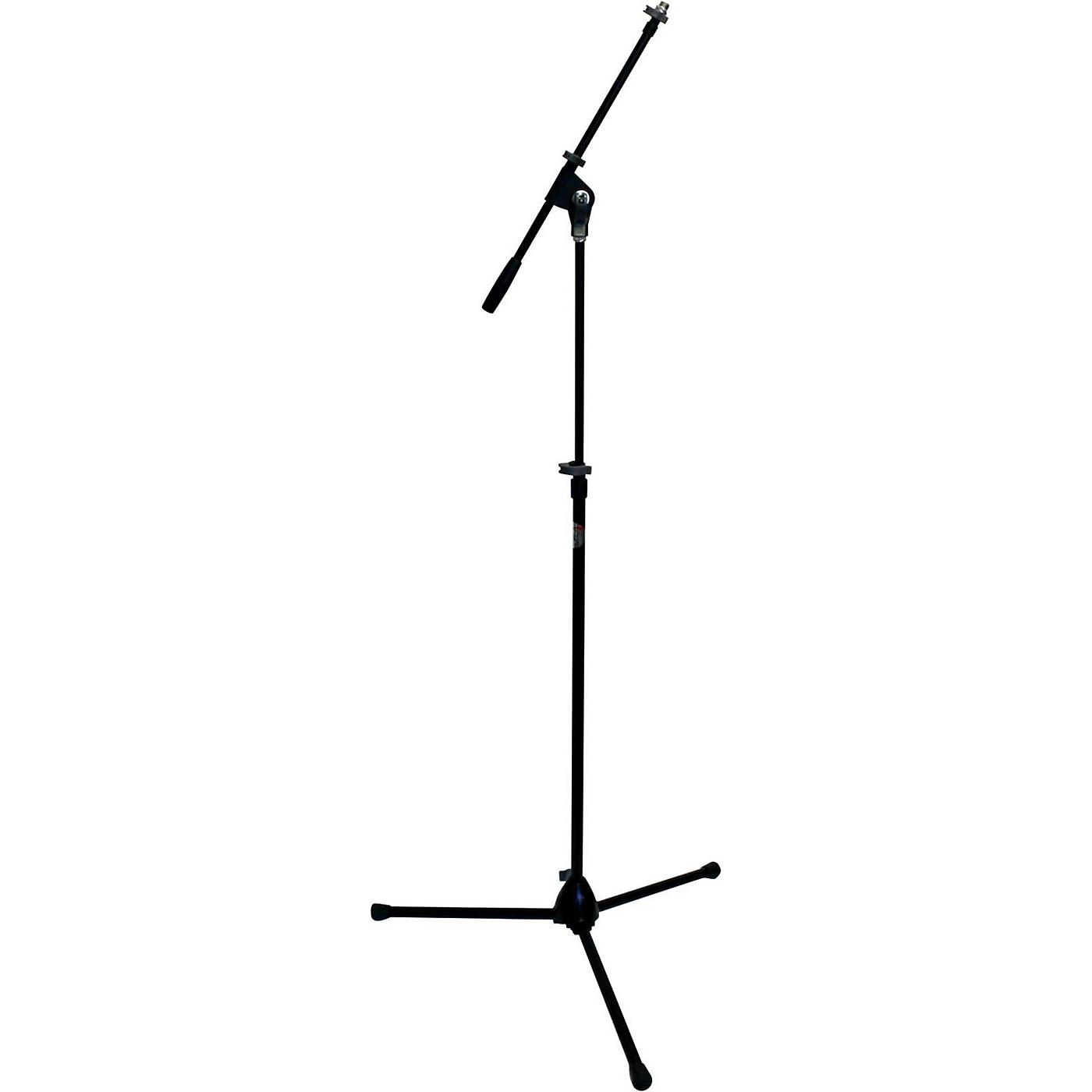 Peak Music Stands SMZ-20 Tripod Mic Stand Zinc Base and Telescoping Boom thumbnail