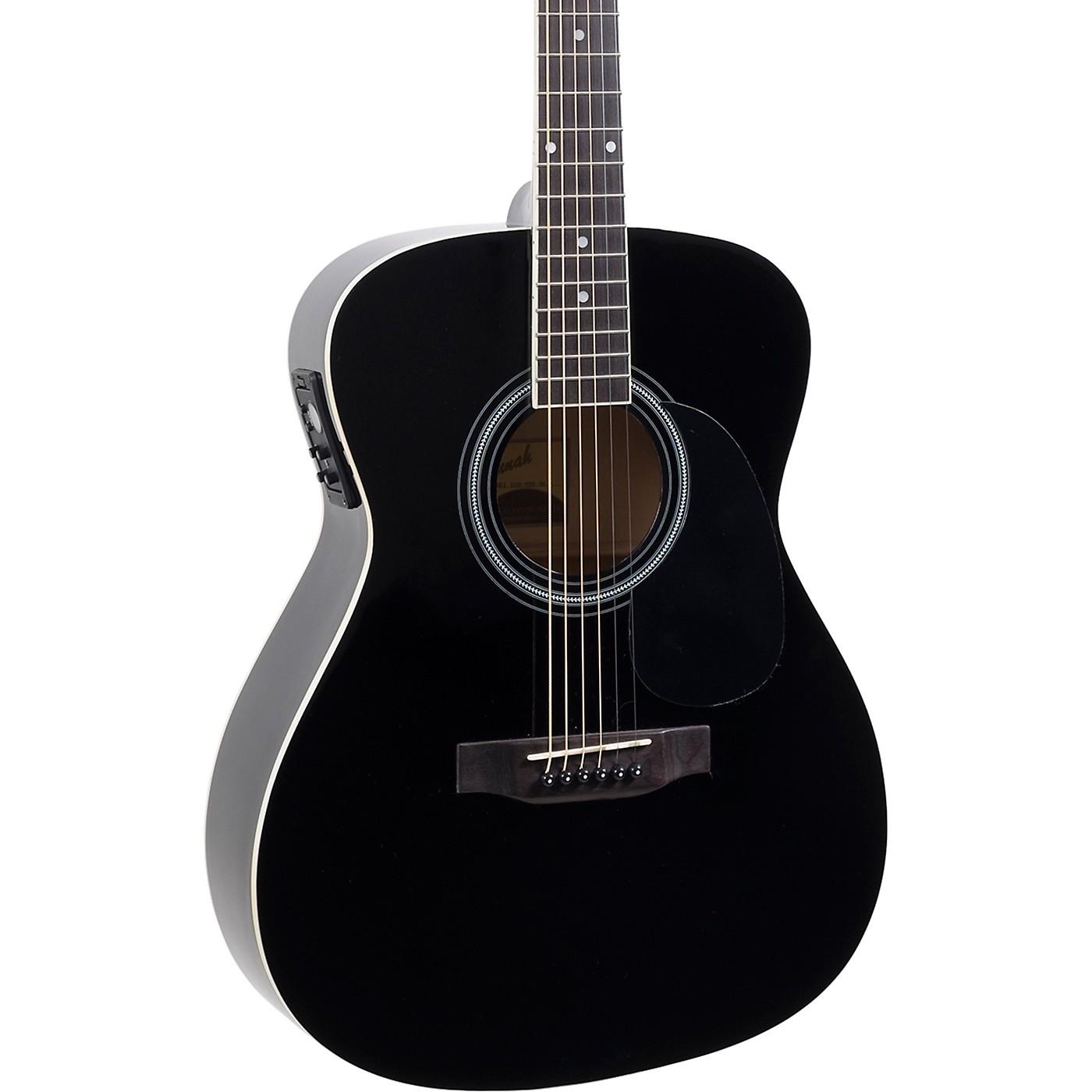 Savannah SO-SGO-09E-BK 000 Acoustic-Electric Guitar thumbnail