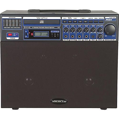 VocoPro SOUNDMAN Portable 4-Channel System-thumbnail