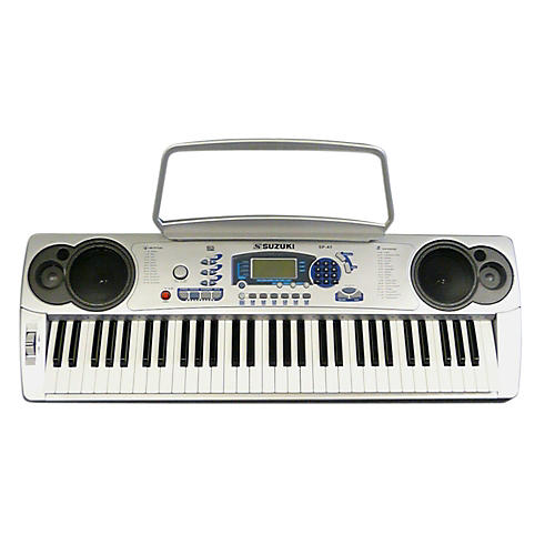 Suzuki SP-45 61-Note Portable Keyboard-thumbnail