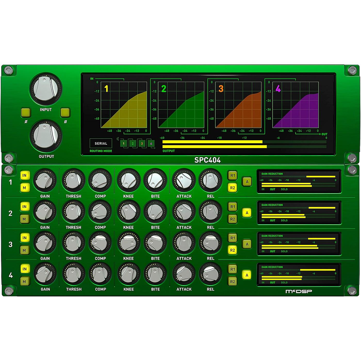 McDSP SPC2000 Native Compressor Plug-in Software Download thumbnail