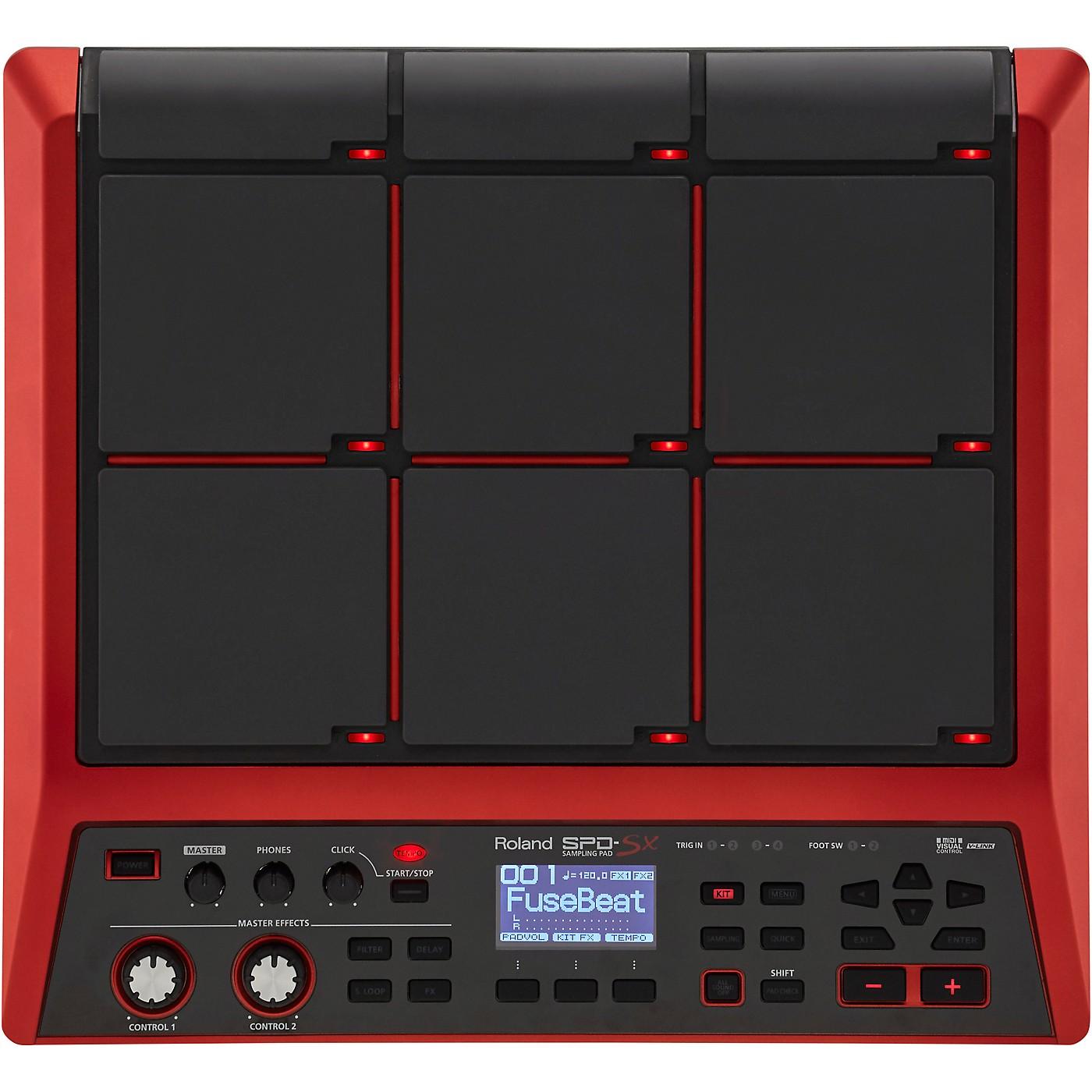 Roland SPD-SX-SE Special Edition Sampling Pad thumbnail