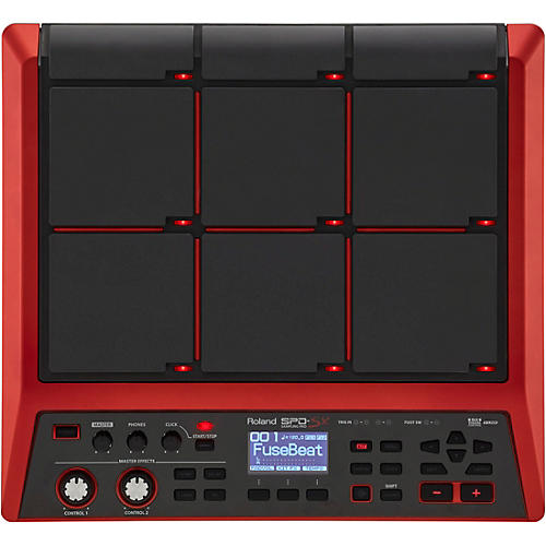 Roland SPD-SX-SE Special Edition Sampling Pad thumbnail