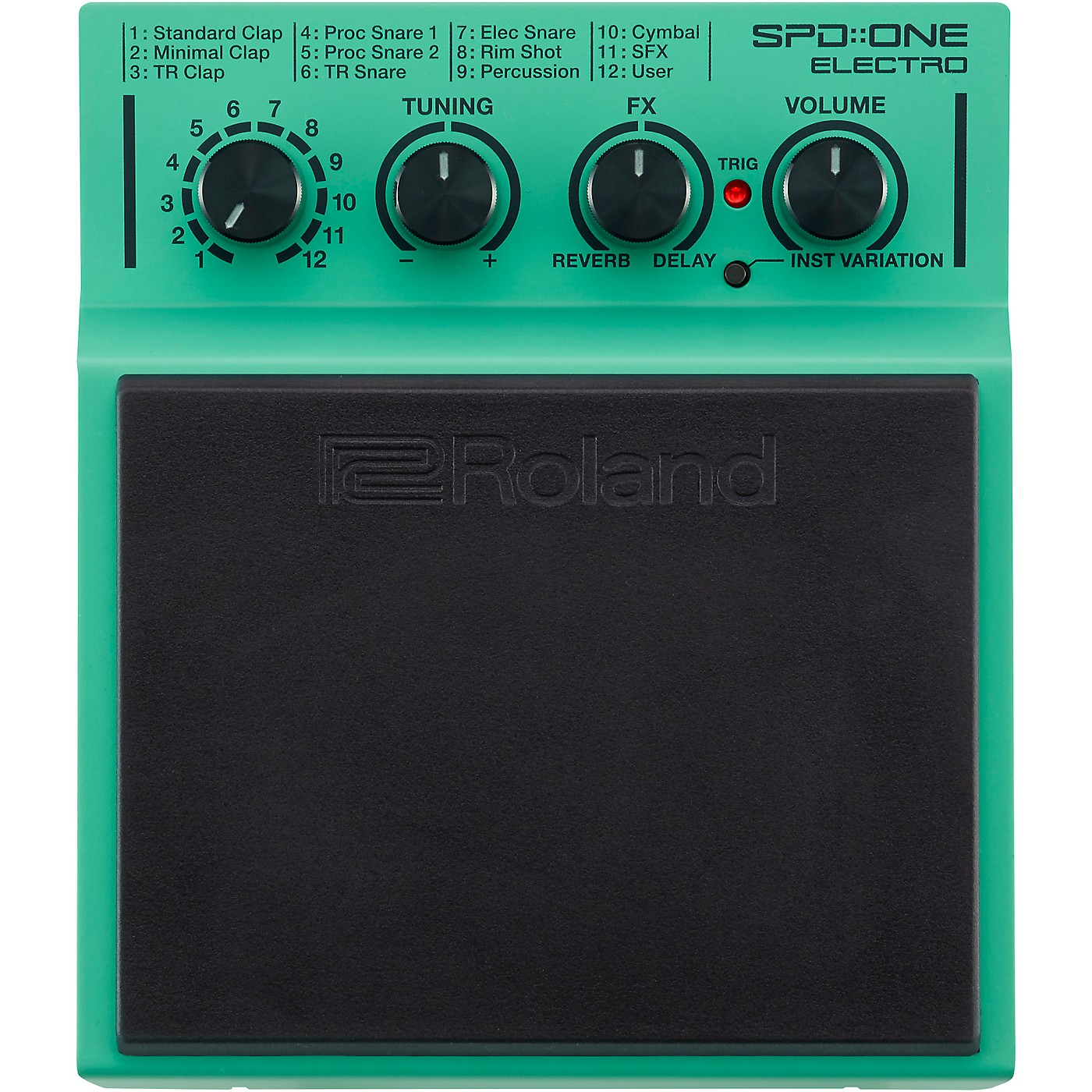 Roland SPD::ONE Electro Pad thumbnail