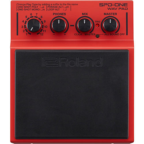 Roland SPD::ONE WAV Pad thumbnail
