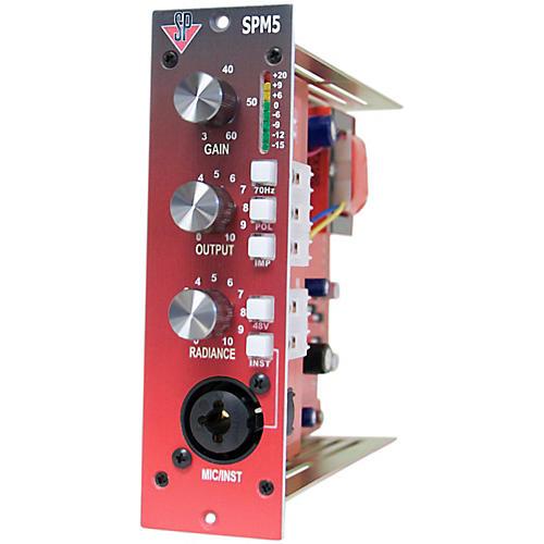 Studio Projects SPM5  500 Series Mic Pre thumbnail