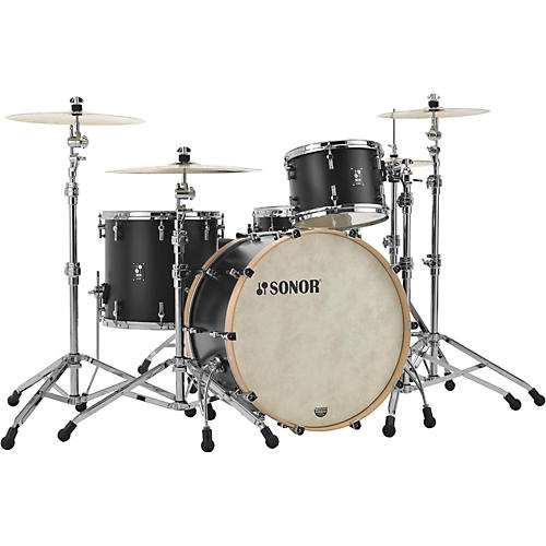 Sonor SQ1 3-Piece Shell Pack with 24 in. Bass Drum thumbnail