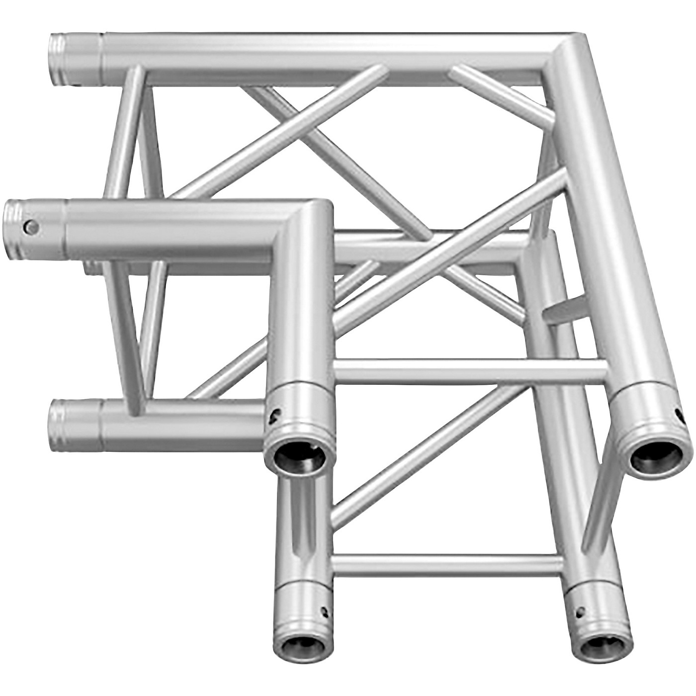 GLOBAL TRUSS SQ4121 0.5 M 2-Way 90-Degree Corner Truss thumbnail