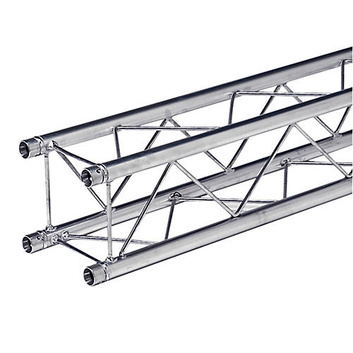 GLOBAL TRUSS SQF24250 8.2 Ft. Light-Duty Square Segment Truss thumbnail