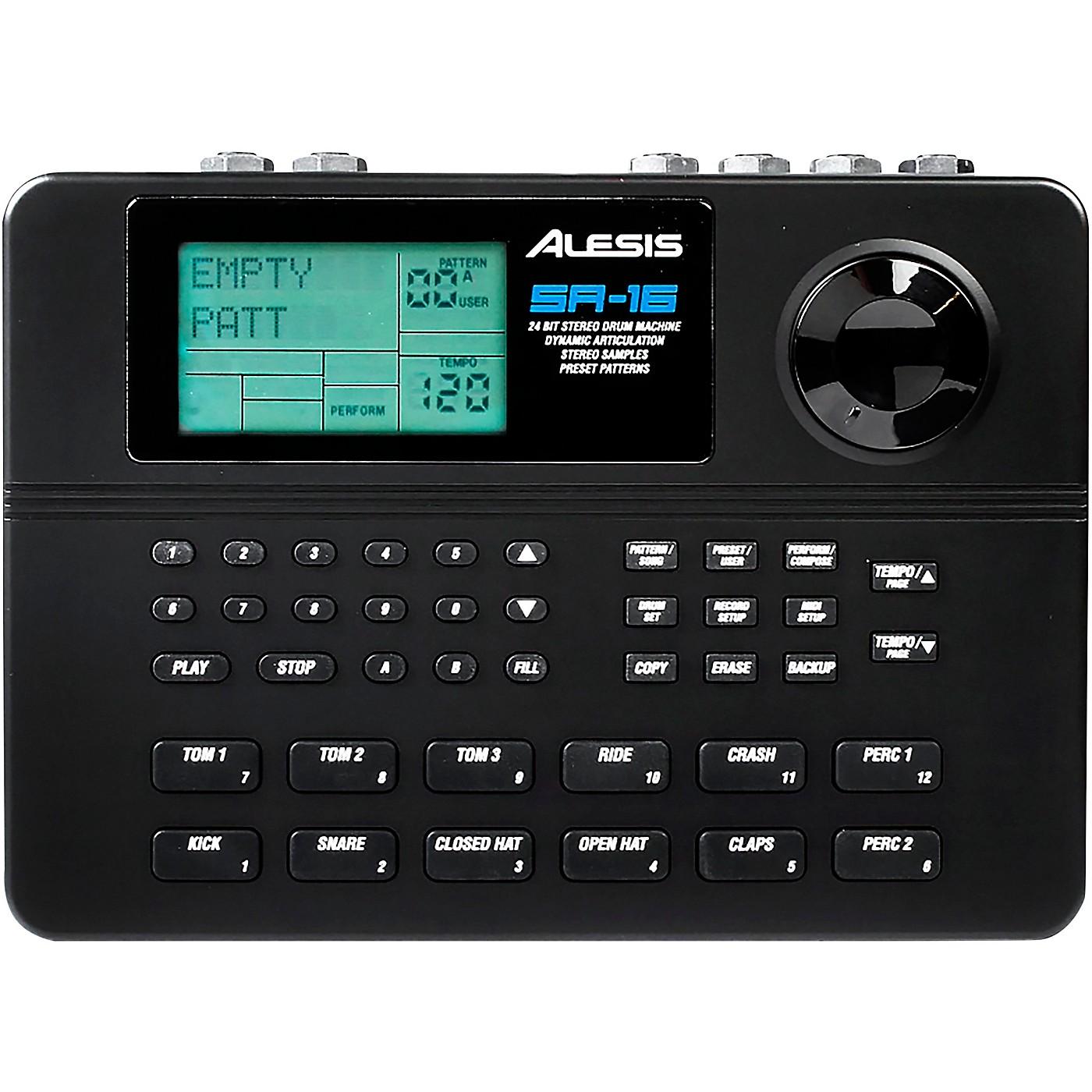 Alesis SR-16 Drum Machine thumbnail